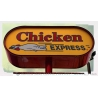 Chicken Express Sign