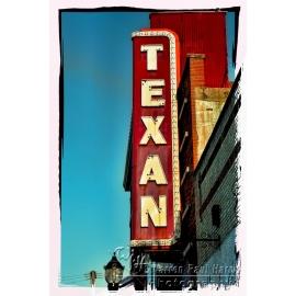 Texan Marquee