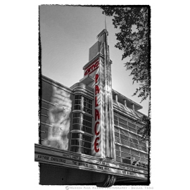 AMC Palace Marquee Selective Color