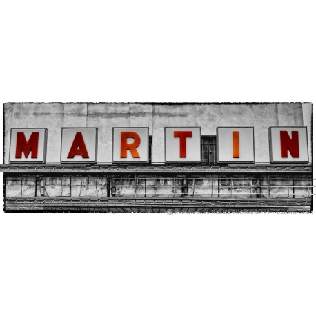 MARTIN Sign Selective Color