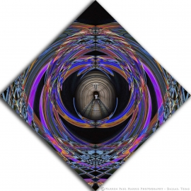 Gateway to the Afterlife - Diagonal Vortex