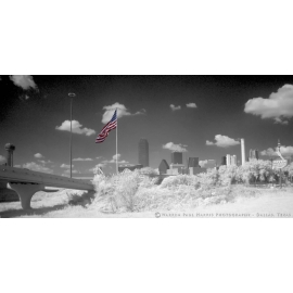 Dallas Skyline South IR