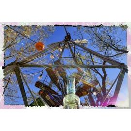 Truck Yard Windmill Streaks