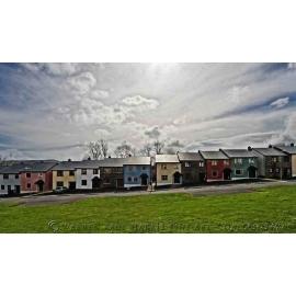 Dingle Rainbow Houses