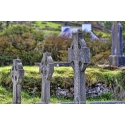 3 Celtic Crosses