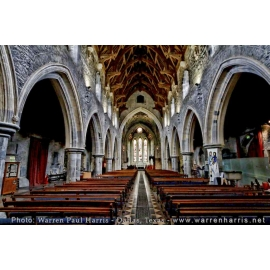 St Canice's Cathedral Interior 2
