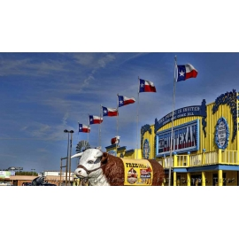Big Texan Six Flags