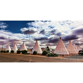 Wigwam Motel on Route 66