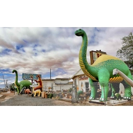Route 66 Dinosaurs
