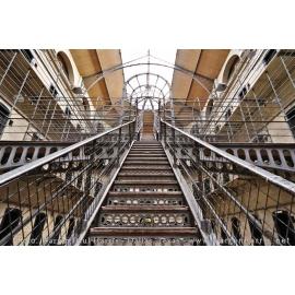 Dublin Gaol Stairs
