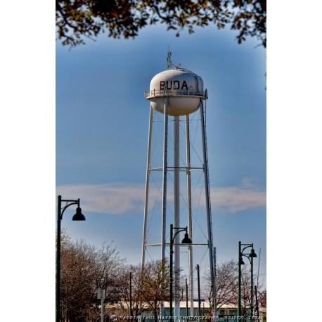 Water Tower Buda Texas