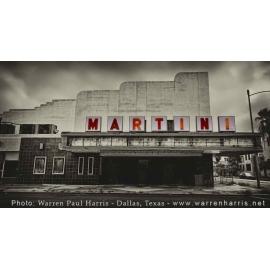 Martini Theater Selective Color