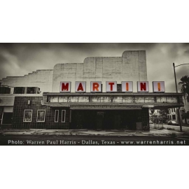 Martini Theater Selective Color