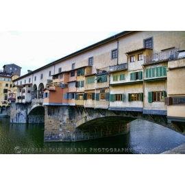 Ponte Vecchio Bridge Close