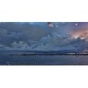 Cayman Lightning Sunrise