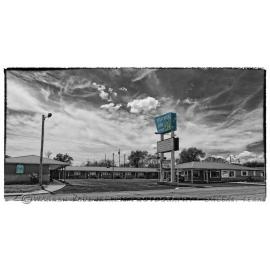 Blarney Inn Route 66 Selective Color