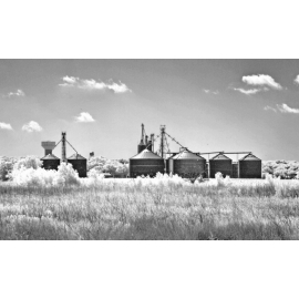 Distant Silos in Infrared