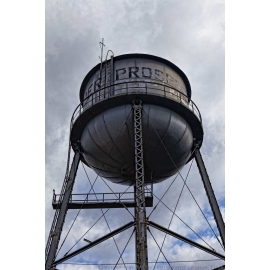 Old Prosper Water Tower