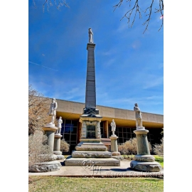 Dallas Confederate Monument