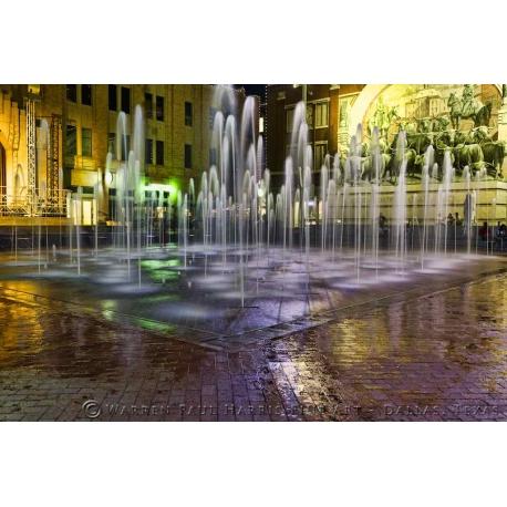 Sundance Fountains Night 3