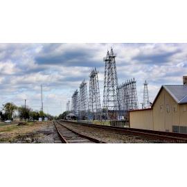 KIlgore Railroad Tracks