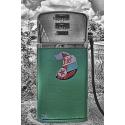 Texaco Chief Gas Pump - Selective Color - Route 66