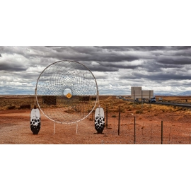 Giant Route 66 Dreamcatcher