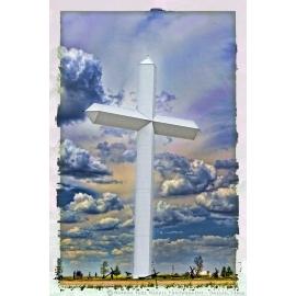 Giant Cross Groom, TX Route 66
