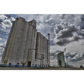 Groom Grain Elevators Route 66