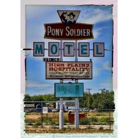 Pony Soldier Motel - Route 66