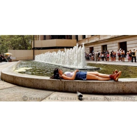 Napping at the Met - NYC