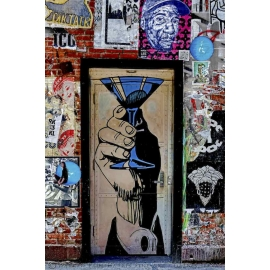 Martini Door- NYC