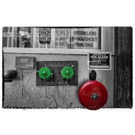 Alarm Bell Selective Color