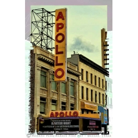 The Apollo NYC