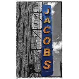 Jacobs Marquee NYC Selective Color