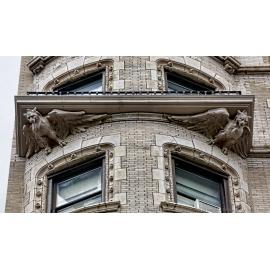 Gryphon Corbels NYC