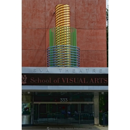 School of Visual Arts NYC