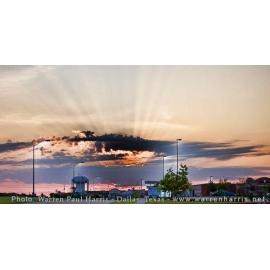 Sunrise Over Plano