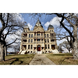 Denton County Courthouse - Texas