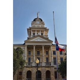 Belton Courthouse - Texas