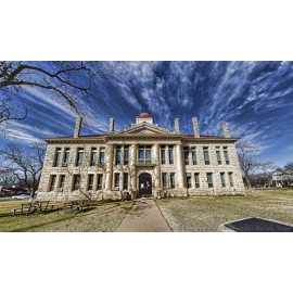 Blanco County Courthouse - Texas