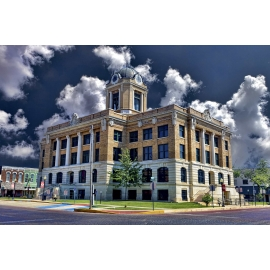 Cooke County County Courthouse - Texas