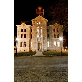 Hood County Courthouse - Texas