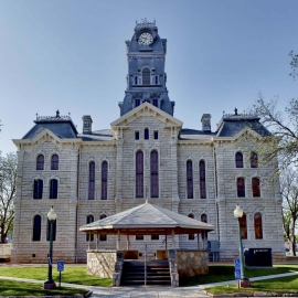 Hood County Courthouse Final - Texas