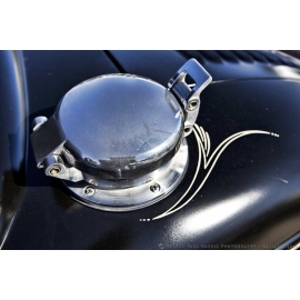 Rat Rod Gas Cap