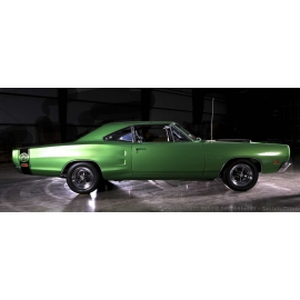 69 Super Bee Side Panoramic
