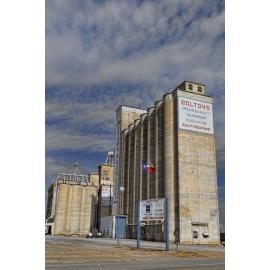 Boltons Grain Elevators - Vernon Texas