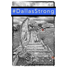 Angel Tears Dallas Strong